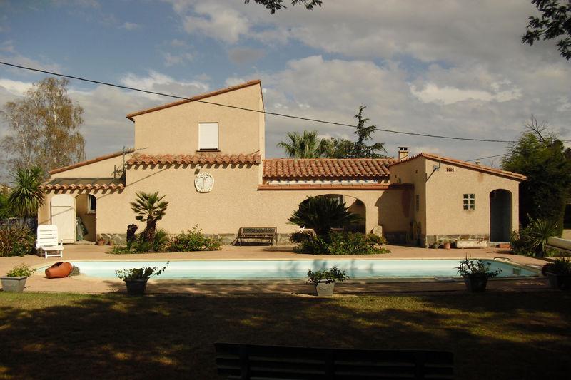 Villa Saint-Génis-des-Fontaines Les albères,   achat villa  4 chambres   130m²