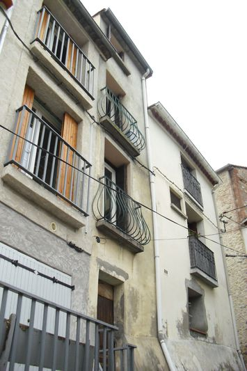 Maison en pierre Maureillas-las-Illas Vallespir,   achat maison en pierre  1 chambre   38m²