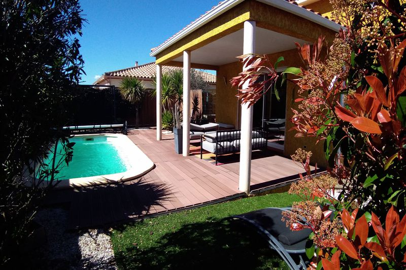 Villa Le Boulou Vallespir,   achat villa  3 chambres   115m²