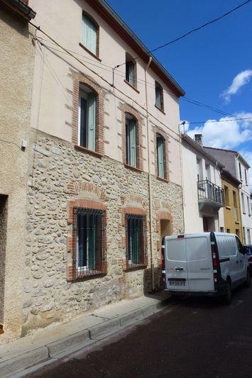 Maison Saint-Jean-Pla-de-Corts Vallespir,   achat maison  5 chambres   147m²