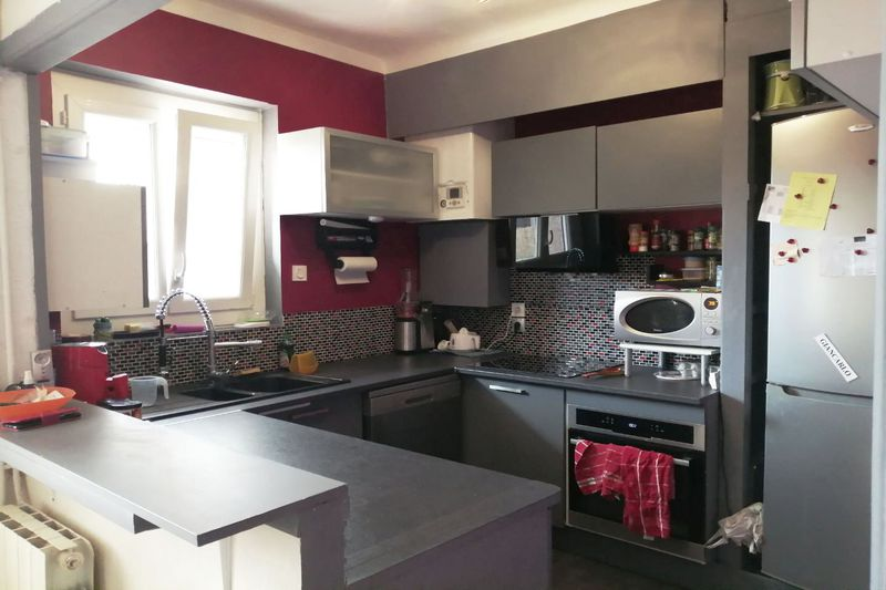 Maison Saint-Jean-Pla-de-Corts Vallespir,   achat maison  4 chambres   115m²