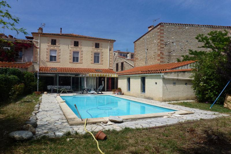 Photo House Saint-Jean-Lasseille   to buy house  4 bedroom   190m²