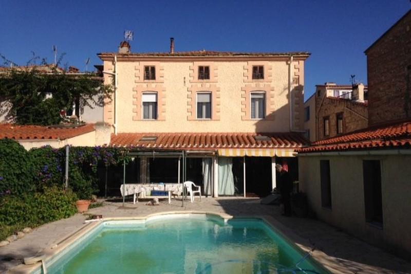 Maison Saint-Jean-Lasseille Les aspres,   achat maison  4 chambres   190m²