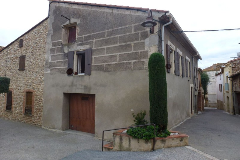 Village house Tresserre Les aspres,   to buy village house  3 bedroom   73 m²