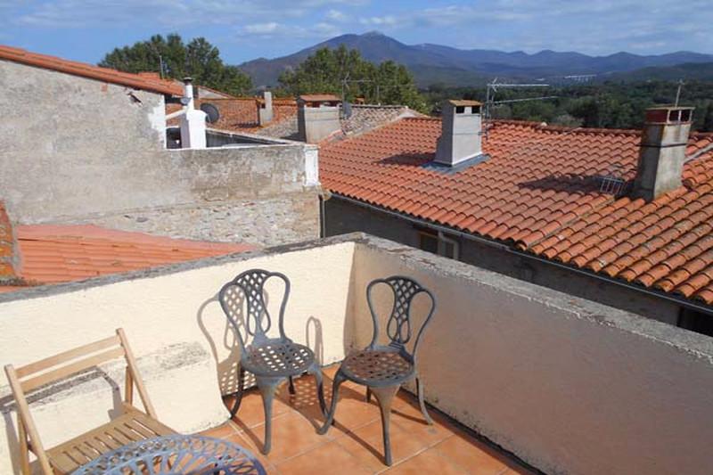 Maison de village Saint-Jean-Pla-de-Corts   achat maison de village  3 chambres   80m²