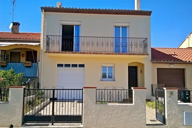 Villa Saint-Jean-Pla-de-Corts Vallespir,   achat villa  4 chambres   151m²