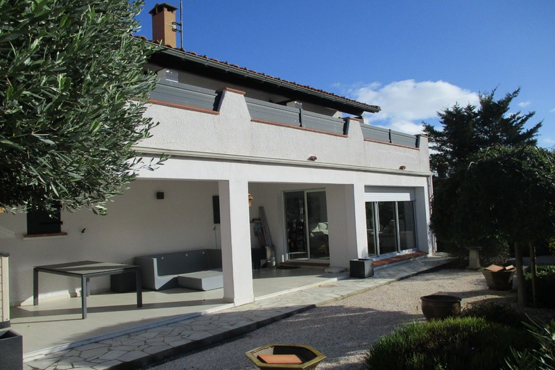Villa Saint-Génis-des-Fontaines Les albères,   achat villa  4 chambres   163m²
