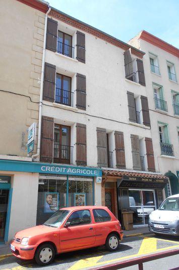 Immeuble Amélie-les-Bains-Palalda Centre-ville,   achat immeuble  9 pièces   342m²