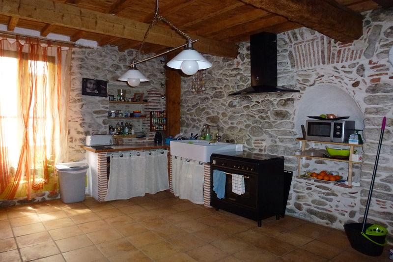 Maison Saint-Jean-Pla-de-Corts Vallespir,   achat maison  2 chambres   71m²