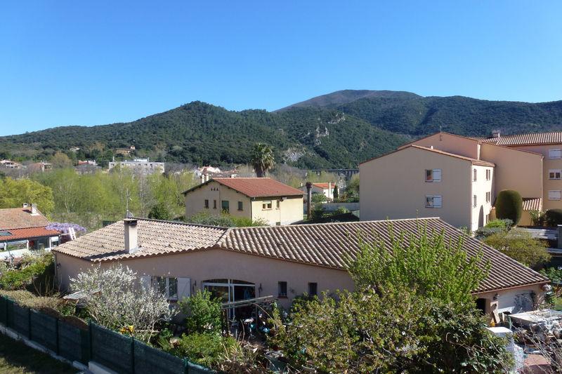Appartement Amélie-les-Bains-Palalda Vallespir,   achat appartement  2 pièces   38m²
