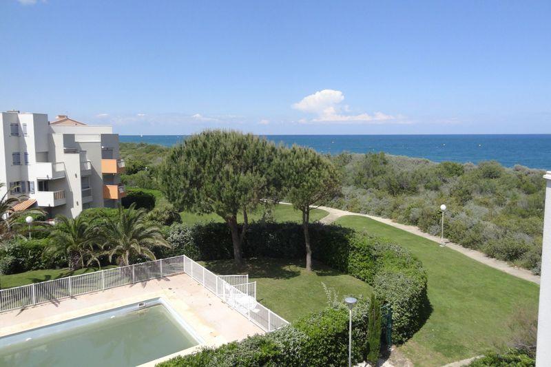 Appartement Saint-Cyprien Bord de mer,   achat appartement  3 pièces   45m²