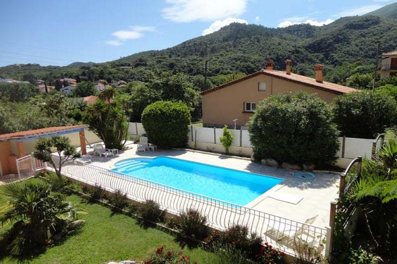 Villa Amélie-les-Bains-Palalda Vallespir,   achat villa  6 chambres   247m²