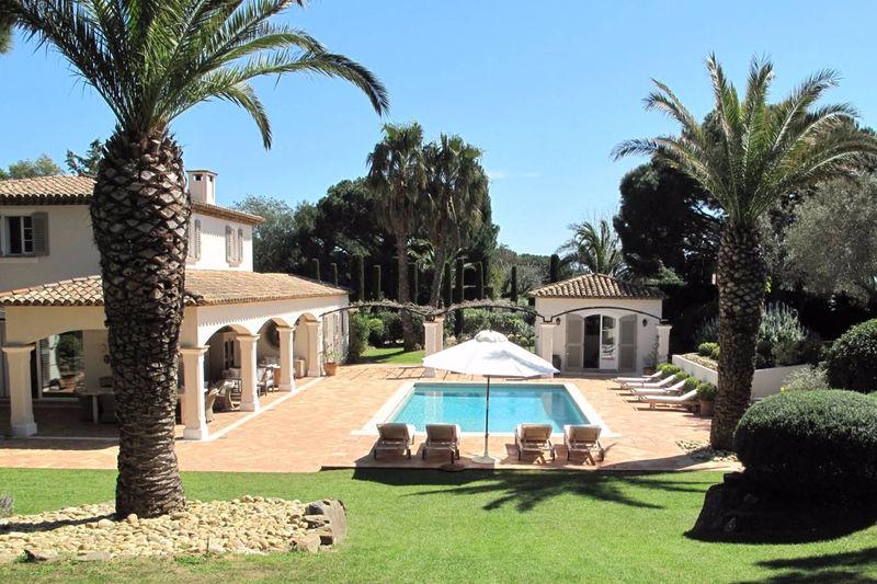 Vente villa Saint-Tropez  Villa Saint-Tropez Golfe de st tropez,   achat villa  6 chambres   350m²