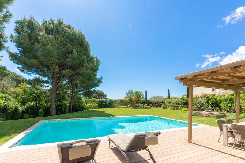 Vente villa Grimaud  Villa Grimaud Golfe de st tropez,   to buy villa  4 bedroom   225m²