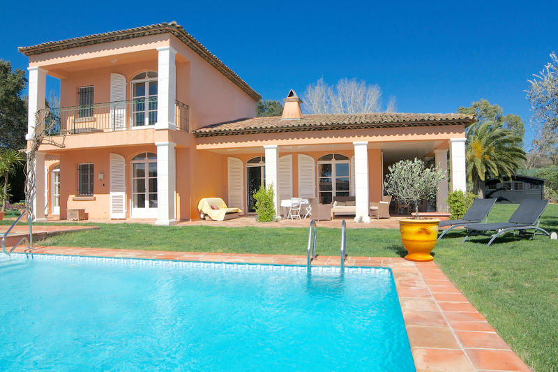 Vente villa Grimaud  Villa Grimaud Golfe de st tropez,   to buy villa  4 bedroom   140m²