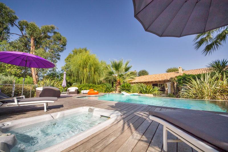 Vente villa provençale Grimaud  Villa Grimaud Golfe de st tropez,   to buy villa  4 bedroom   217m²