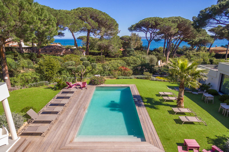 Vente villa Grimaud  Villa Grimaud Golfe de st tropez,   achat villa  7 chambres   320m²