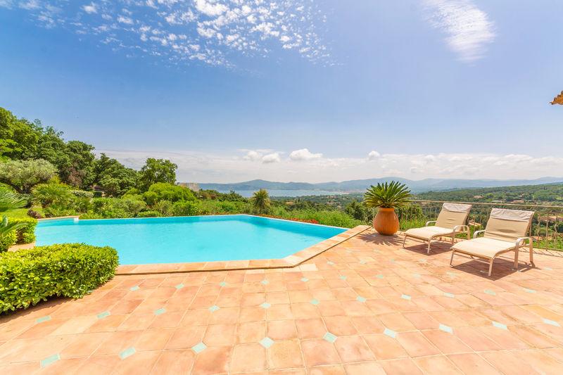 Vente villa Grimaud  Villa Grimaud Golfe de st tropez,   achat villa  4 chambres   320m²