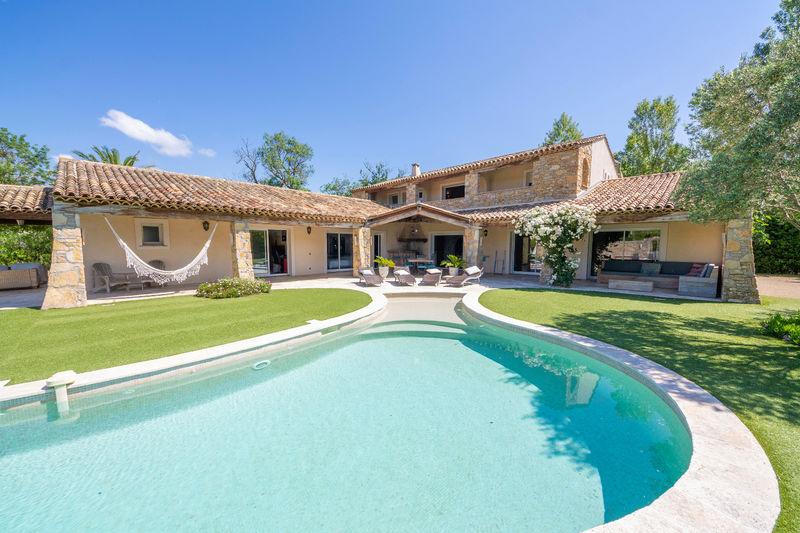 Vente villa Grimaud  Villa Grimaud Golfe de st tropez,   achat villa  4 chambres   356m²