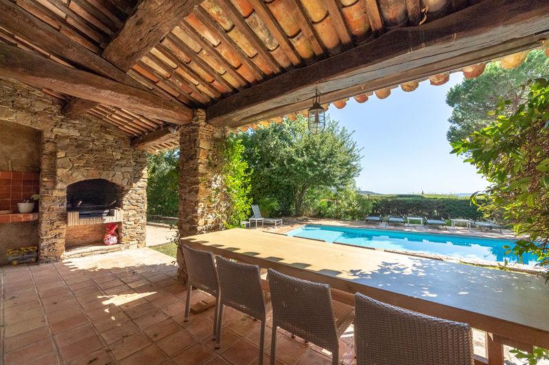 Vente villa Grimaud  Villa Grimaud Golfe de st tropez,   achat villa  7 chambres   250m²