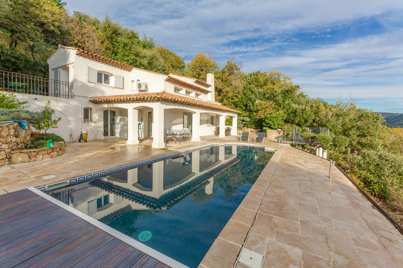 Vente maison Grimaud  House Grimaud Golfe de st tropez,   to buy house  3 bedroom   110 m²