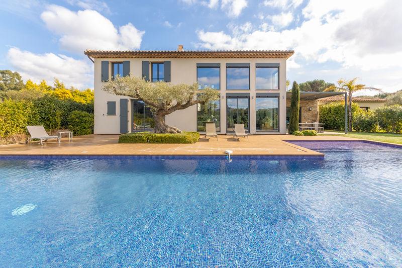 Vente villa Grimaud  Villa Grimaud Golfe de st tropez,   to buy villa  6 bedroom   286m²