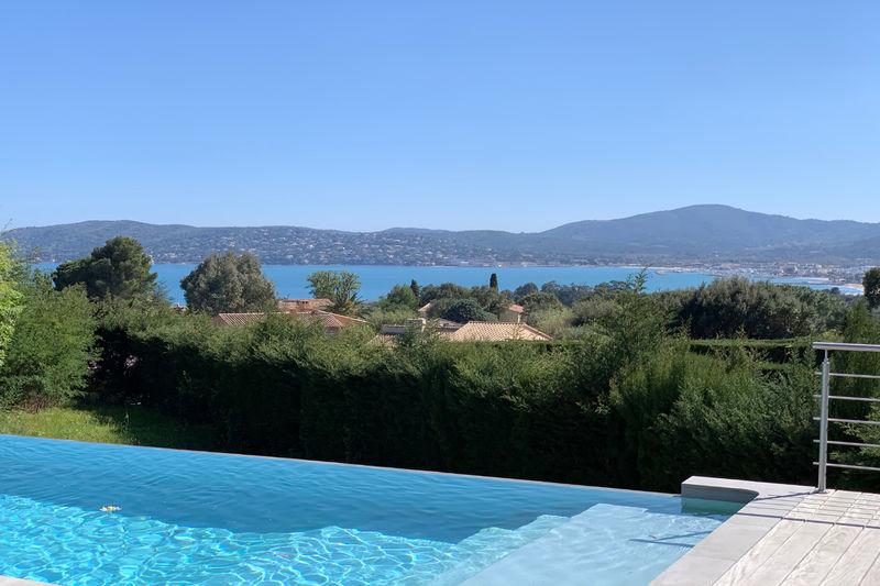 Vente villa Grimaud  Villa Grimaud Golfe de st tropez,   achat villa  3 chambres   130m²