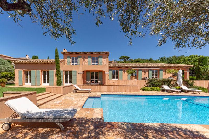 Vente villa Grimaud  Villa Grimaud Golfe de st tropez,   to buy villa  5 bedroom   400m²