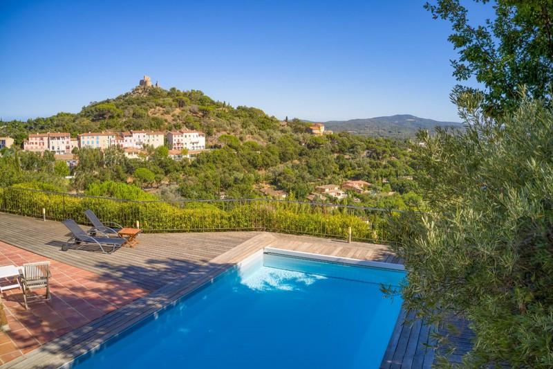 Vente villa Grimaud  Villa Grimaud Golfe de st tropez,   to buy villa  5 bedroom   190m²