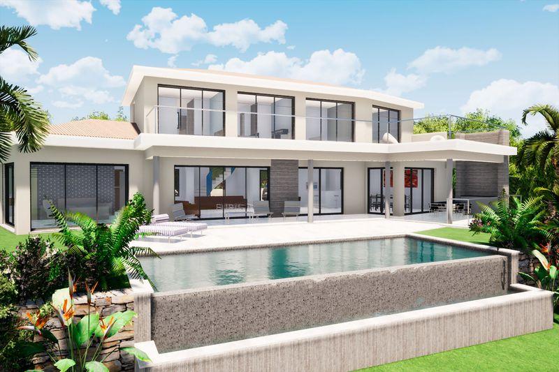 Vente villa Sainte-Maxime  Villa Sainte-Maxime Golfe de st tropez,   to buy villa  5 bedroom   320m²