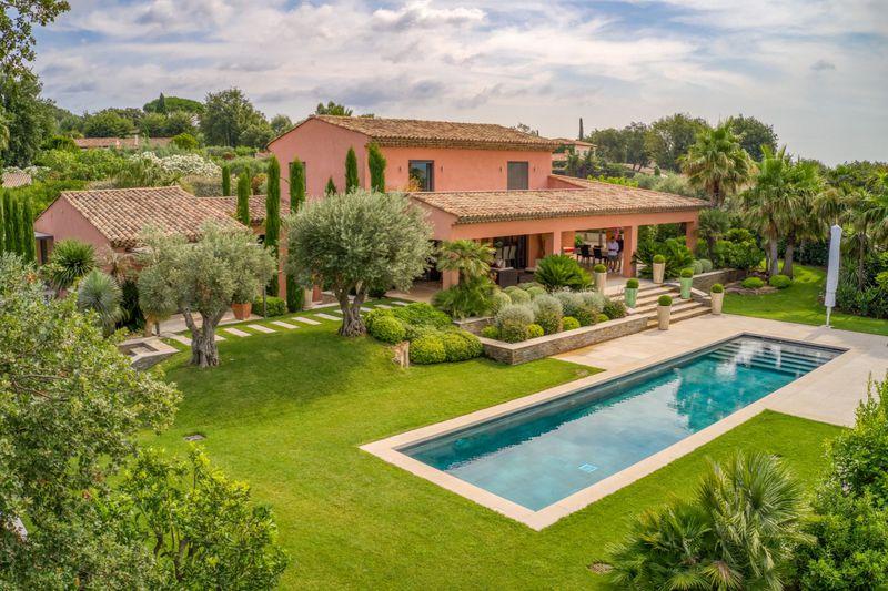 Vente villa Grimaud  Villa Grimaud Golfe de st tropez,   achat villa  6 chambres   422m²