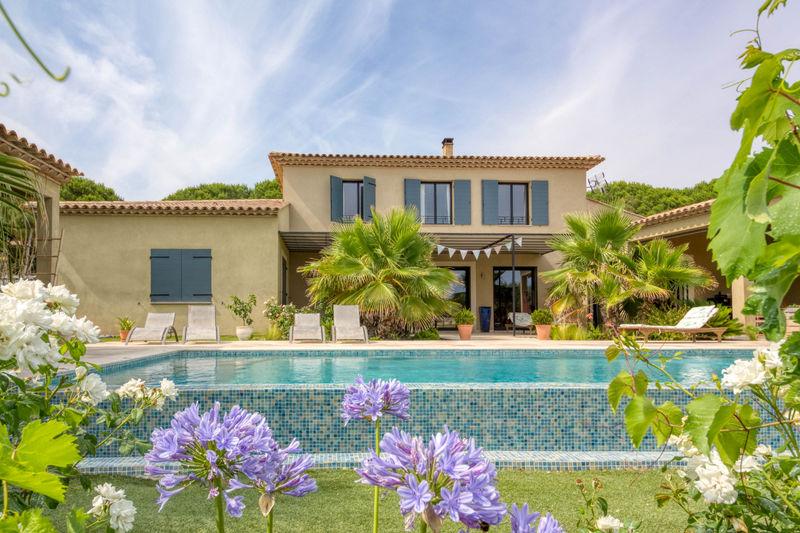 Vente villa Grimaud  Villa Grimaud Golfe de st tropez,   to buy villa  5 bedroom   296m²
