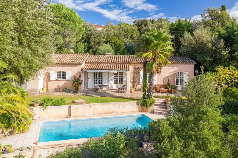 Vente villa Gassin  Villa Gassin Golfe de st tropez,   achat villa  3 chambres   120m²