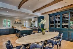 Vente propriété Gassin Kitchen Villa Pearl-1