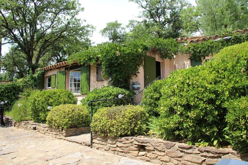 Vente villa Grimaud  Villa Grimaud Golfe de st tropez,   achat villa  3 chambres   110m²