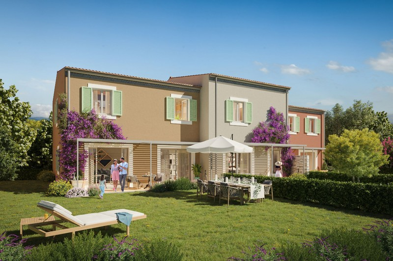 Vente maison Grimaud  House Grimaud Golfe de st tropez,   to buy house  3 bedroom   85m²