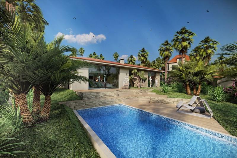 Vente villa Sainte-Maxime  Villa Sainte-Maxime Golfe de st tropez,   achat villa  4 chambres   255m²