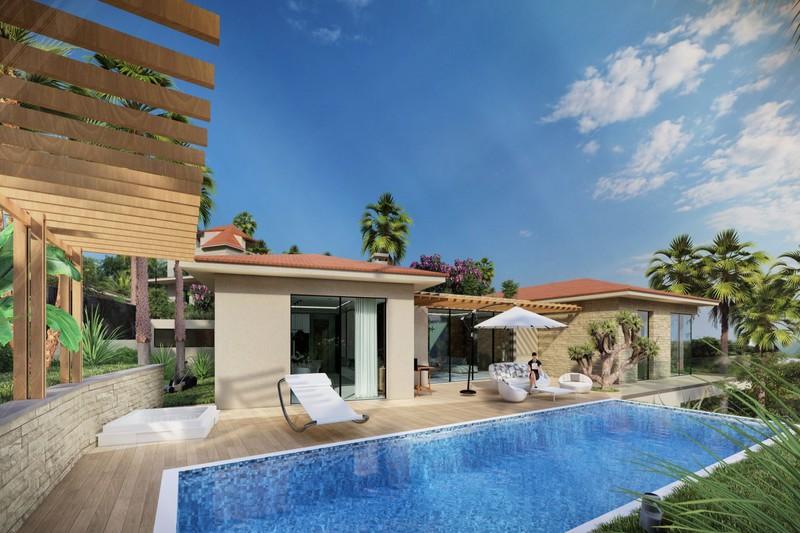Vente villa Sainte-Maxime  Villa Sainte-Maxime Golfe de st tropez,   achat villa  5 chambres   271m²