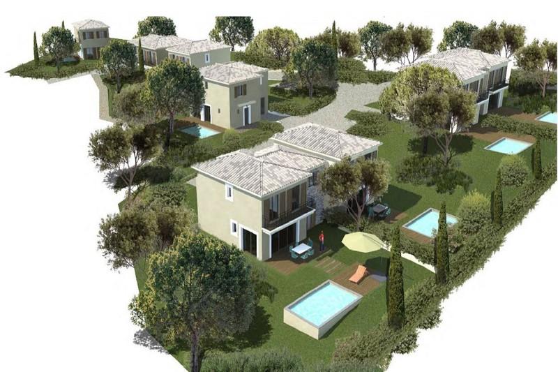 Vente villa Gassin  Villa Gassin Golfe de st tropez,   to buy villa  4 bedroom   89m²