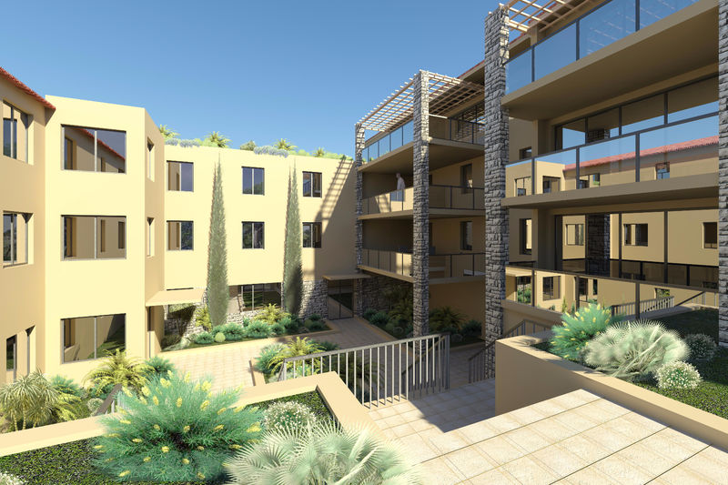 Vente appartement Les Issambres  Apartment Les Issambres Golfe de st tropez,   to buy apartment  3 rooms   77 m²