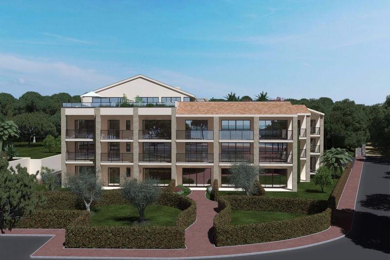 Vente appartement Les Issambres  Appartement Les Issambres Bord de mer,   achat appartement  3 pièces   59m²
