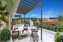 Vente appartement Cogolin terrasse%20finale%20restanques