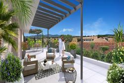 Vente appartement Cogolin terrasse%20finale%20restanques