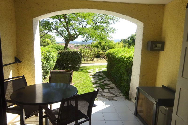 Vente appartement Grimaud  Apartment Grimaud Golfe de st tropez,   to buy apartment  2 rooms   27 m²