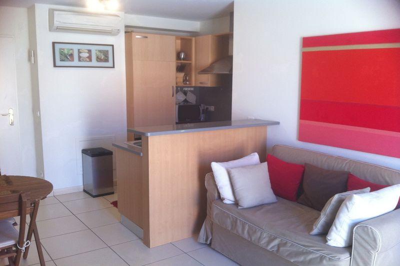 Photo Appartement Canet-en-Roussillon Canet plage,  Location appartement  2 pièces   38m²