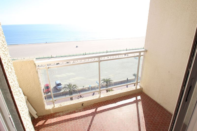 Photo Appartement Canet-en-Roussillon Canet plage,  Location appartement  1 pièce   20m²
