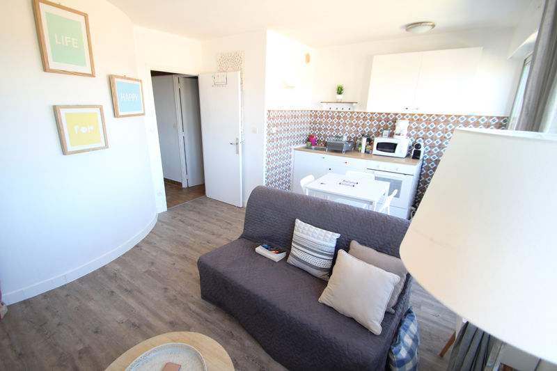 Photo n°2 - Location appartement Canet-en-Roussillon 66140 - 480 €