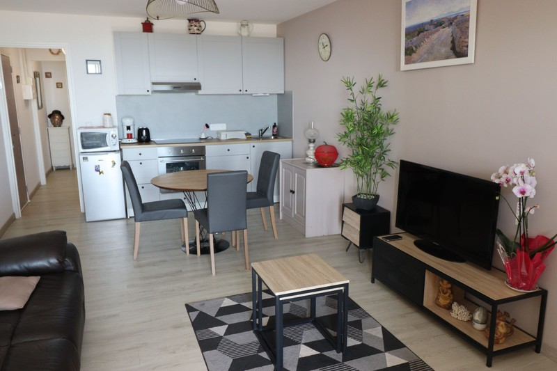 Photo n°2 - Vente appartement Canet-en-Roussillon 66140 - 222 500 €