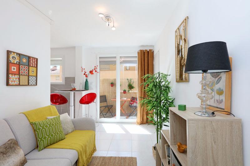Photo n°3 - Vente appartement Canet-en-Roussillon 66140 - 73 700 €
