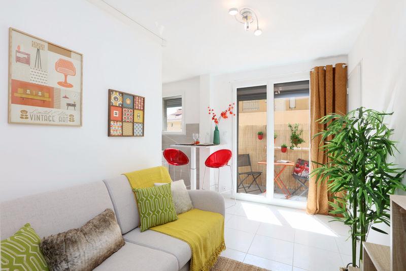 Photo n°6 - Vente appartement Canet-en-Roussillon 66140 - 73 700 €